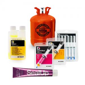 Химические компоненты для холодильного оборудования и автокондиционеров