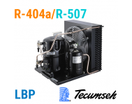 Агрегаты низкотемпературные (LBP) Tecumseh R 404a/507