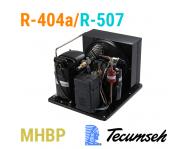 Агрегаты среднетемпературные (MHBP) Tecumseh R 404a/507