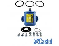 Castel механические регуляторы уровня масла и комплектующие к ним