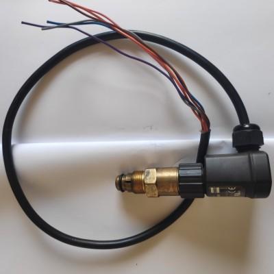 Delta P2, электронное реле контроля смазки