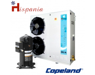 Моноблоки Hispania на базе Copeland ZB