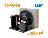 Низкотемпературные агрегаты Cubigel R 404a