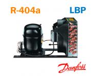 Низкотемпературные агрегаты Danfoss R 404a