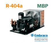 Среднетемпературные агрегаты Aspera R 404a