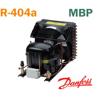 Среднетемпературные агрегаты Danfoss R 404a