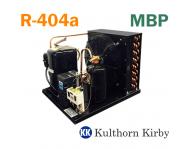 Среднетемпературные агрегаты Kulthorn Kirby  R 404a