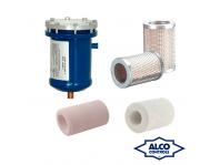 Корпуса разборных фильтров и сменные вставки Alco Controls