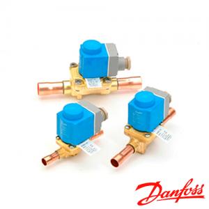 Электромагнитные клапаны Danfoss EVR/EVRH