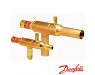 Регуляторы давления кипения и конденсации Danfoss - KVP, KVR
