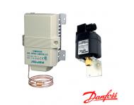 Регуляторы скорости вращения вентиляторов конденсатора Danfoss - XGE / RGE