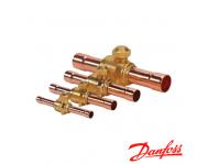 Шаровые клапаны Danfoss - GBC