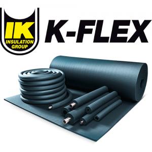Теплоизоляция из вспененного каучука K-Flex