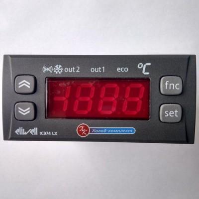 Контроллер Eliwell IC 974 LX/C 12V, Eliwell