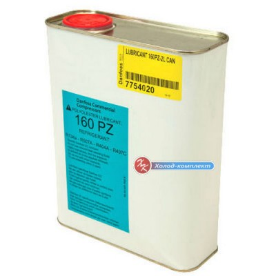 Масло синтетическое Danfoss 160PZ, Danfoss