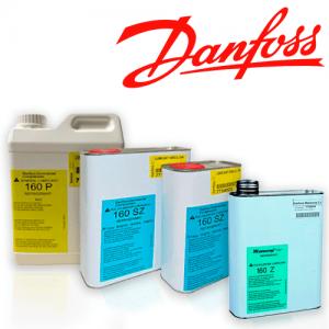 Компрессорные масла Danfoss
