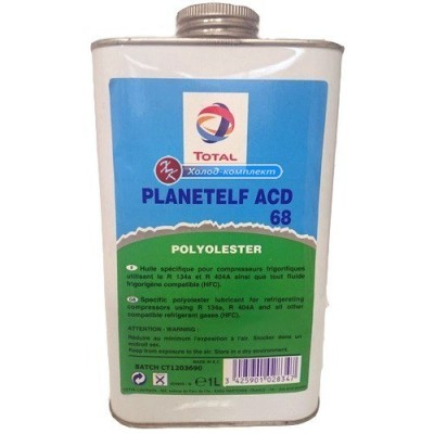 Масло синтетическое Total PlanetElf ACD68