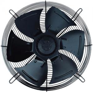 Вентиляторы осевого типа Soler&Palau