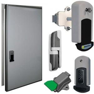 Фурнитура для холодильных камер и витрин