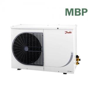 Холодильний агрегат Danfoss Optima MBP середнетемпературный