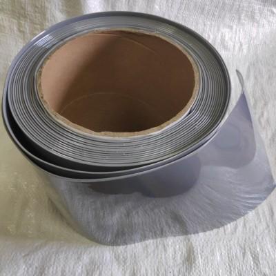 ПВХ лента для завесы (серая не прозрачная)