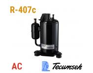 Tecumseh  R 407 с (для кондиционеров)