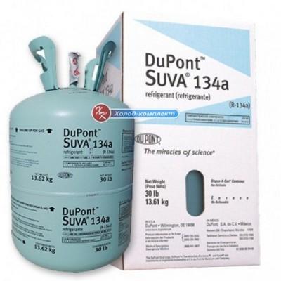 Фреон DuPont SUVA R134a, 13,6 кг, DuPont