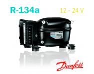 Компрессоры автомобильные Danfoss R 134a (12-24 V)