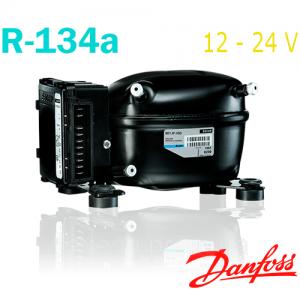 Автомобильные компрессоры Danfoss R 134a (12-24 V)