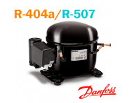 Компрессоры Danfoss R 404a/507