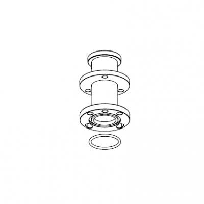 Адаптер для механического регулятора уровня масла, Castel 5690/X01, Castel