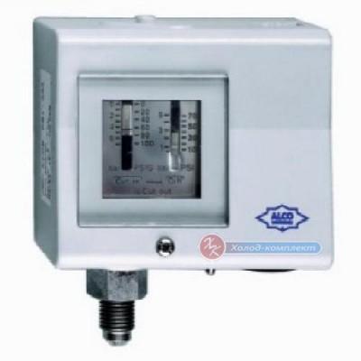 Реле высокого давления Alco PS1-A5A (автомат. сброс)