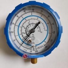 Манометр низкого давления под фреоны R22, R404a, R407c, R134a