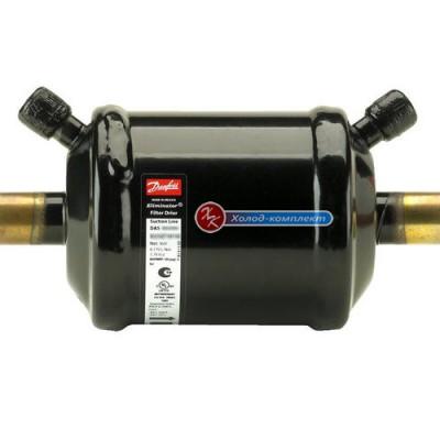 """Антикислотный фильтр-осушитель Danfoss DAS 309 S (1-1/8"""", 28 мм) под пайку, Danfoss"""