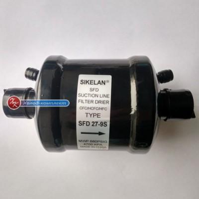 """Фильтр Sikelan SFD 27-9 S (1-1/8"""", 28 мм) под пайку"""