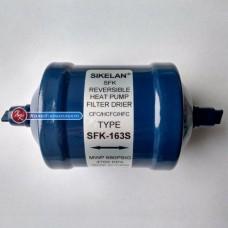 """Двунаправленный фильтр Sikelan SFK-163 S (BI-FLOW) (3/8"""", 10 мм) под пайку"""