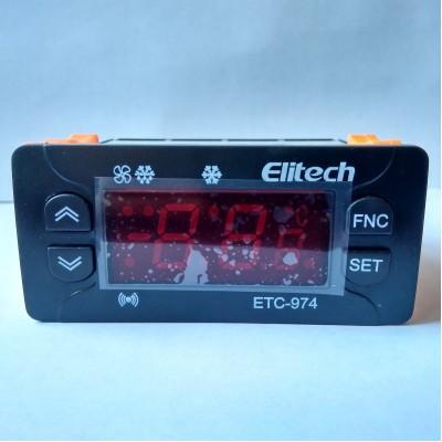 Контроллер Elitech ETC 974, Elitech