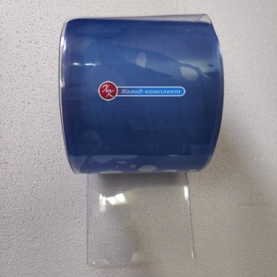 Лента для ПВХ-завес хладостойкая гладкая 200х2 мм