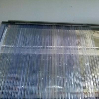 Комплект ПВХ завес 4 х 4 м (хладостой ребро)