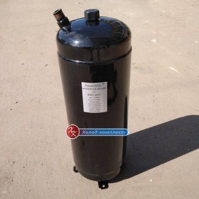 Ресивер FavorCOOL Rcpc 1255 со сменным вентилем роталок, FavorCOOL